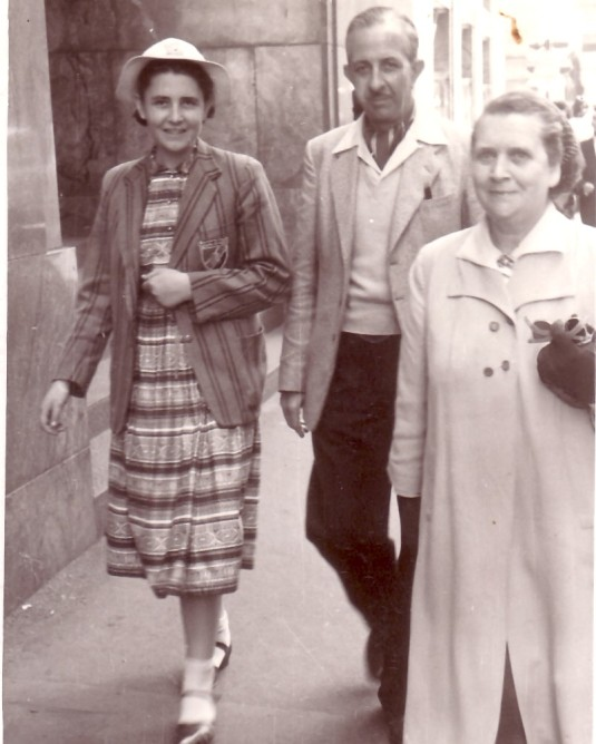 Cape Town 1956 Street photo