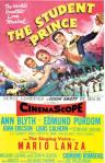 """Student Prince"" with Ann Blyth and Edmund Purdon"