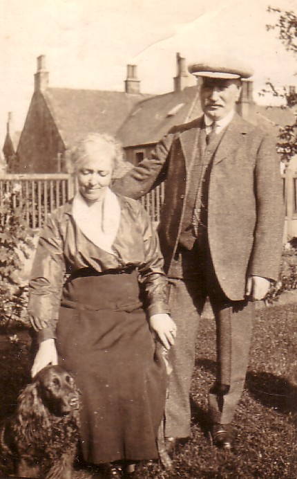 Nellie and Bob Balfour about 1918