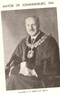 Johannesburg mayor (1941)