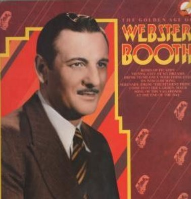 Cover of The Golden Age of Webster Booth