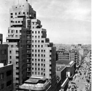 Anstey's Building, Johannesburg.