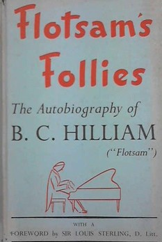 Autobiography of B.C. Hilliam (Flotsam)