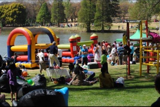 Kensington Spring Fair 2012