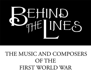 Behind the lines logo