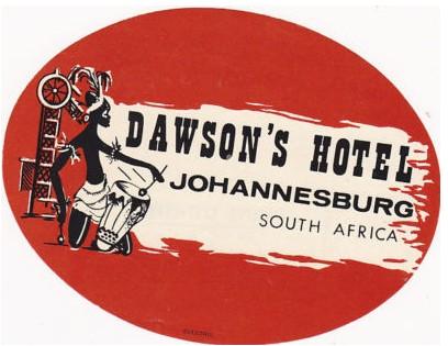 Dawson's label