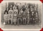 English and Afrikaans staff at Hendrik Van der Bijl School (1952)