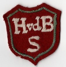 Hendrik vdByl badge