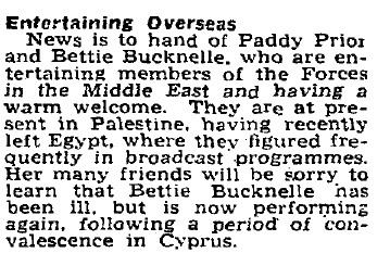 7 November 1946 PPBB