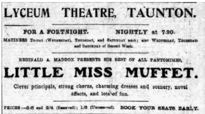 Little Miss Muffet (1925)