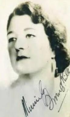 Contralto, Muriel Brunskill